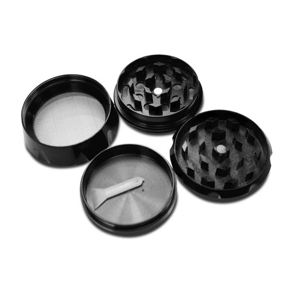 Smizzle Herb Decorated Grinder