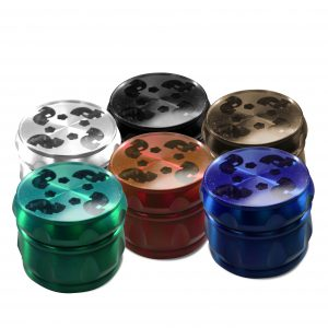 Smizzle Clear Top Drum Grinder